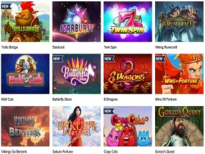 videoslot gokkasten online gokken
