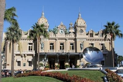 Monte Carlo Casino een van de mooiste Europese casino's
