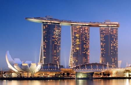 marina_bay_sands_Gokken in Singapore