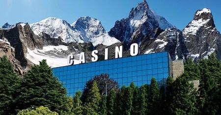 casino saint vincent een van de casino's in Italië