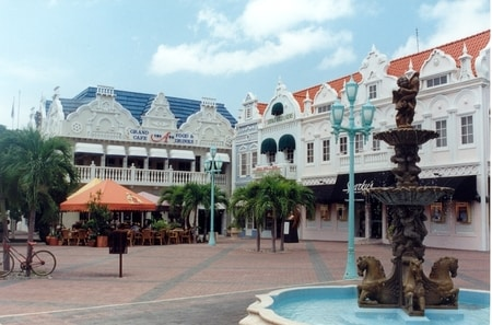 casino's in aruba